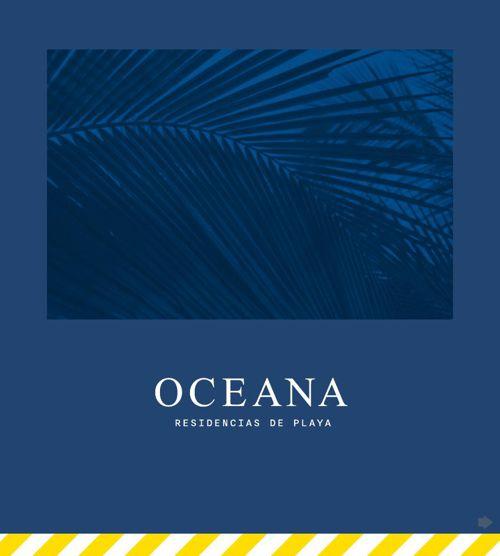 Oceana - Brochure de Ventas