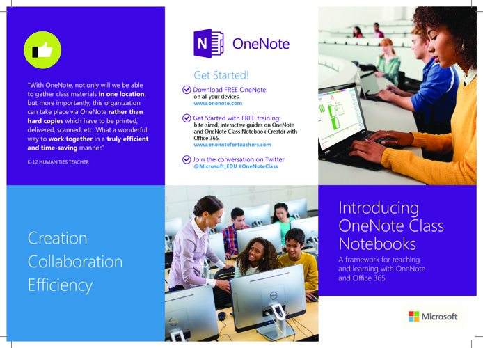 Microsoft for Educators :Tools and Information