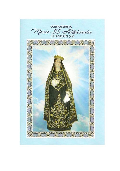1 Confraternita Maria SS. Addolorata