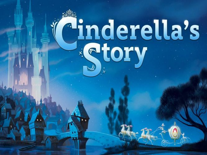 tell us a story cinderella