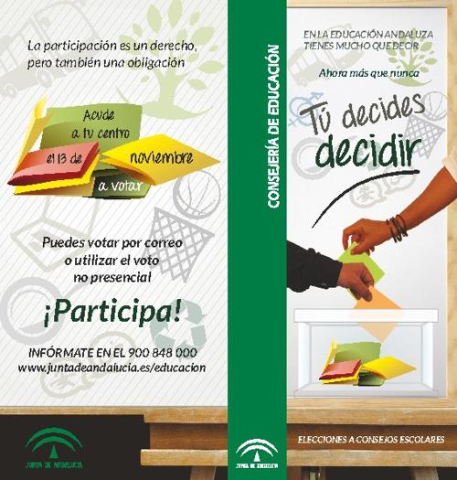 Elecciones al Consejo Escolar 2012