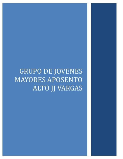 Directorio Grupo Jovenes AAJJVargas