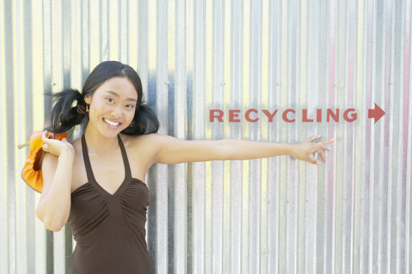 Sharing Our Recycling Stories