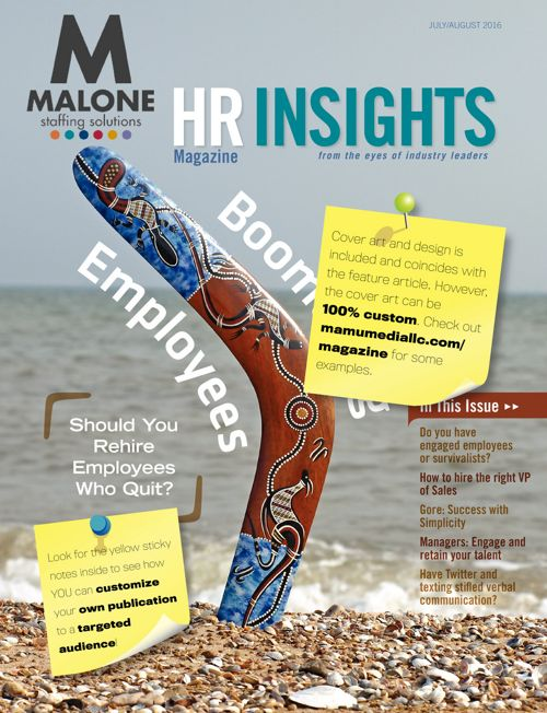 Malone Staffing HR