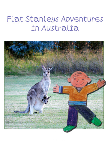 Flat Stanley's Travels Around the Globe