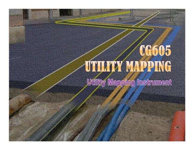 TOPIC2 UTILITY MAPPING INSTRUMENT