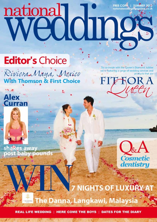 National Weddings Magazine Summer 2012 Issue