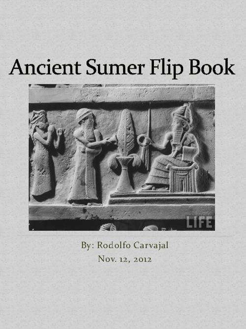 Ancient Sumer FlipBook