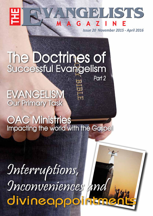 The Evangelists - Issue 20