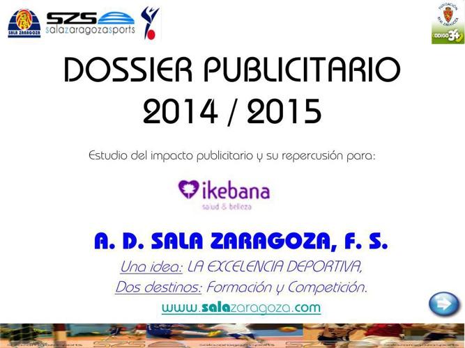 DOSSIER PUBLICITARIO 2014_15. IKEBANA SALUD&BELLEZApdf