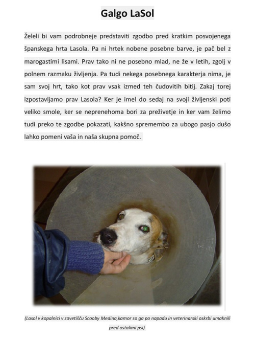Zgodba o LaSolu