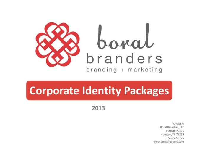 Corporate ID