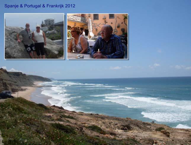 Spanje & Portugal & Frankrijk 2012 Hartkamp