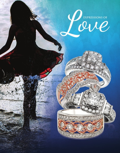 "The Jewelry Shop ""Expressions of Love"" Bridal & Gift Book"