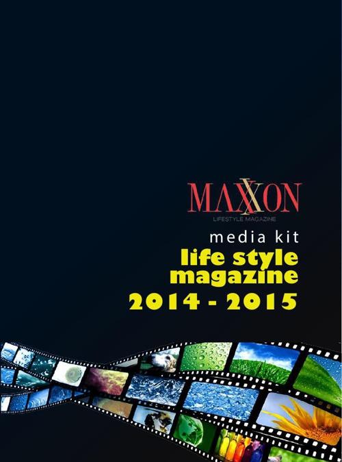 MediaKit Maxxon Lifestyle Indonesia