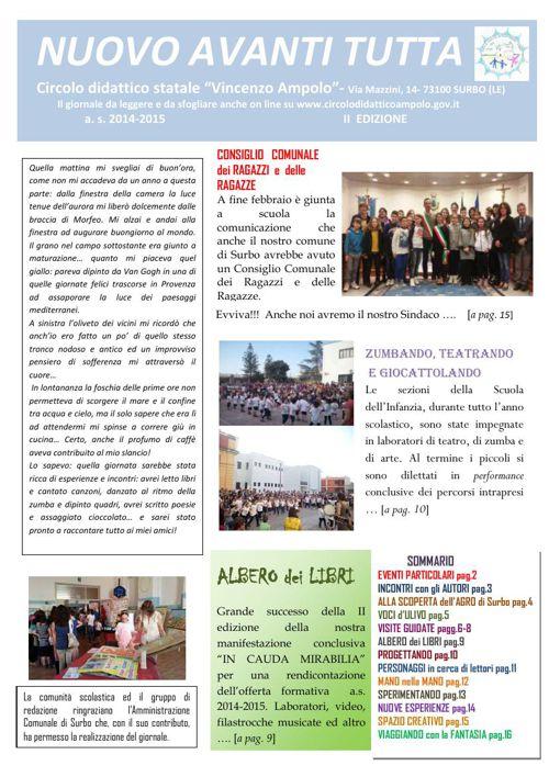 Nuovo Avanti Tutta - 2a ed.
