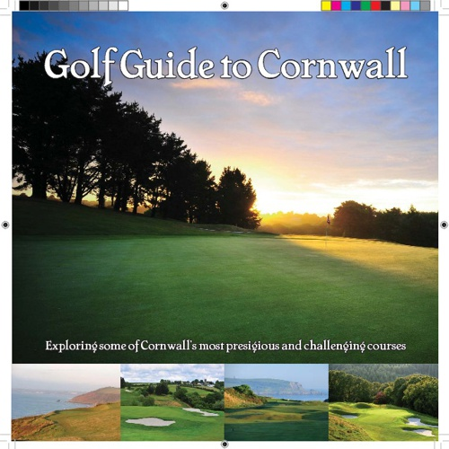 Golf Guide to Cornwall 2012
