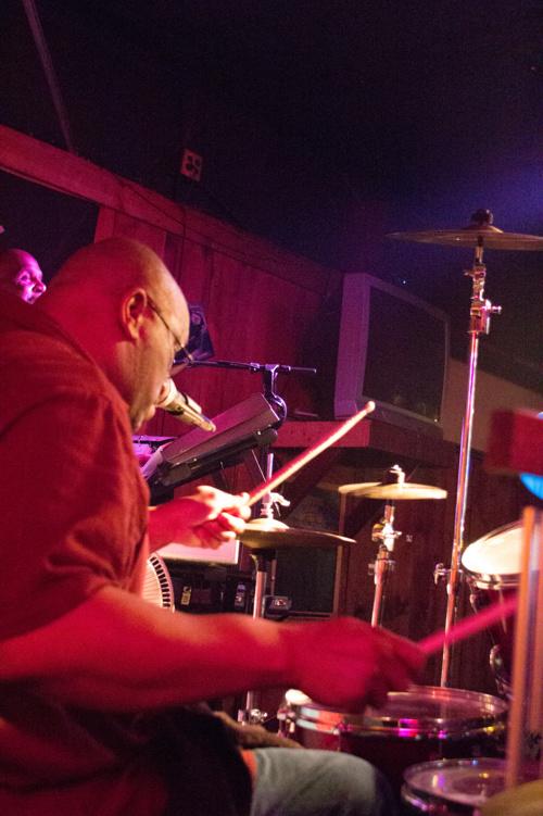 David Williams, Percussionist