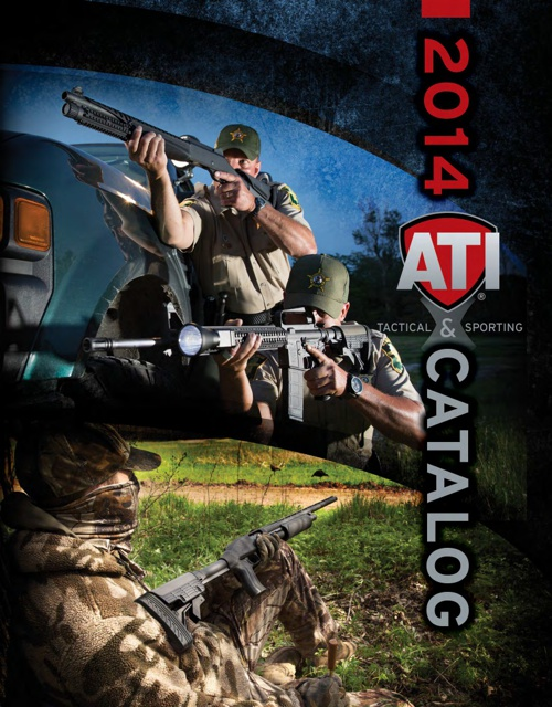 Old ATI 2014 Product Catalog