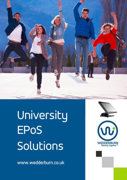 UNIVERSITY EPOS BROCHURE 2015