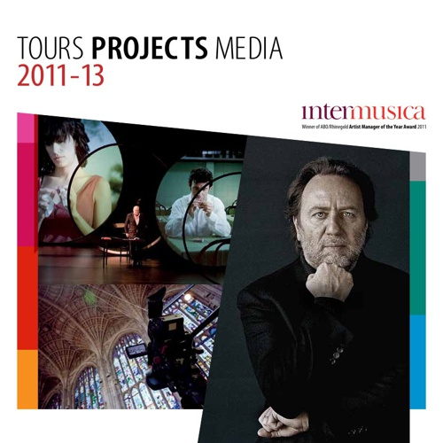 Tours Projects Media