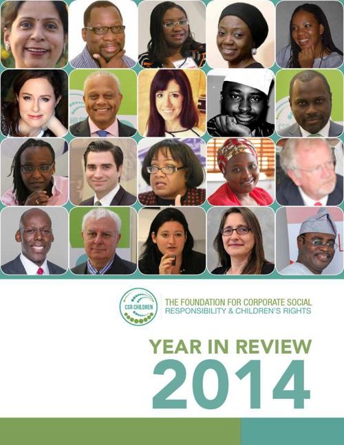 Year In Review - CSR Children