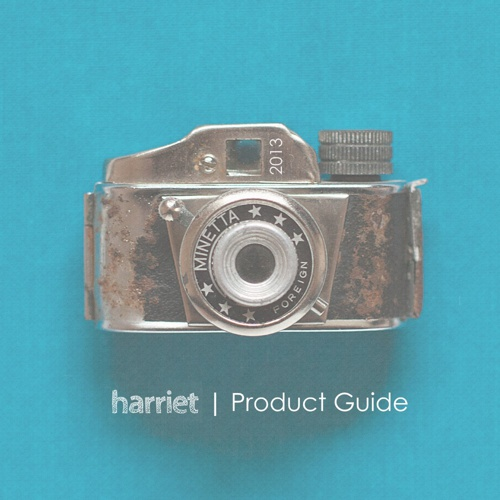 harriet photography ~ Product Guide