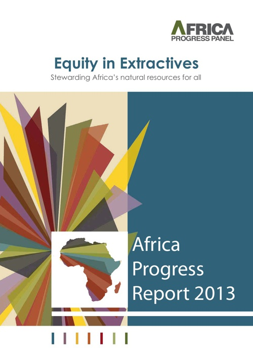 Africa Progress Report 2013