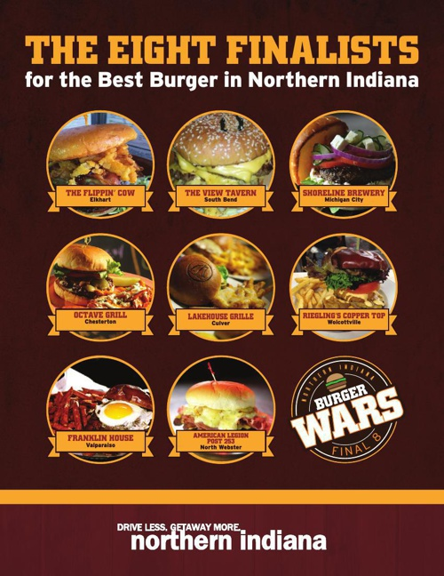 Northern Indiana Burger Wars