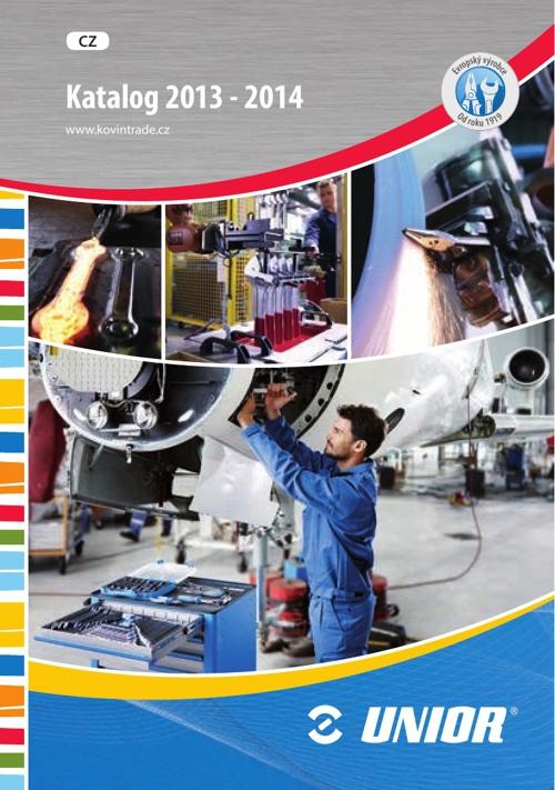 Unior katalog CZ 2013-2014