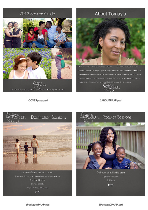 Pretty As A Picture Photography Client Guide