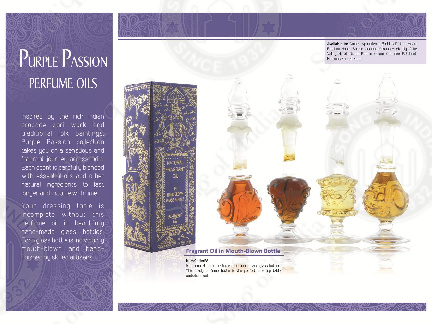 Song of India Aromatherapy Catalog 2012