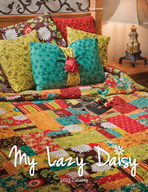 My Lazy Daisy - 2013 Catalog
