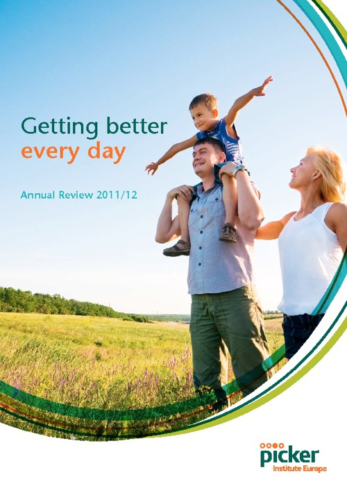 Picker Institute Europe Annual Review 2011-12