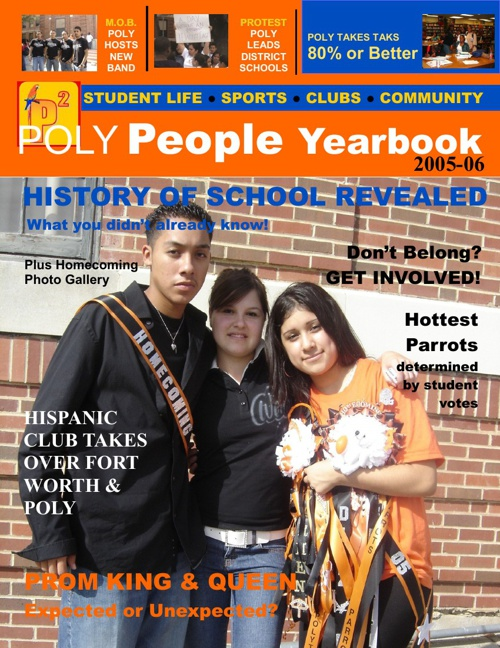 Poly Yearbook 2005-06