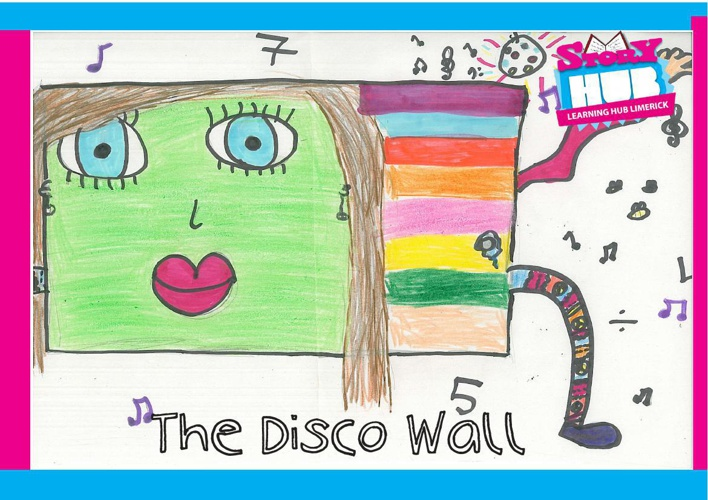 The Disco Wall