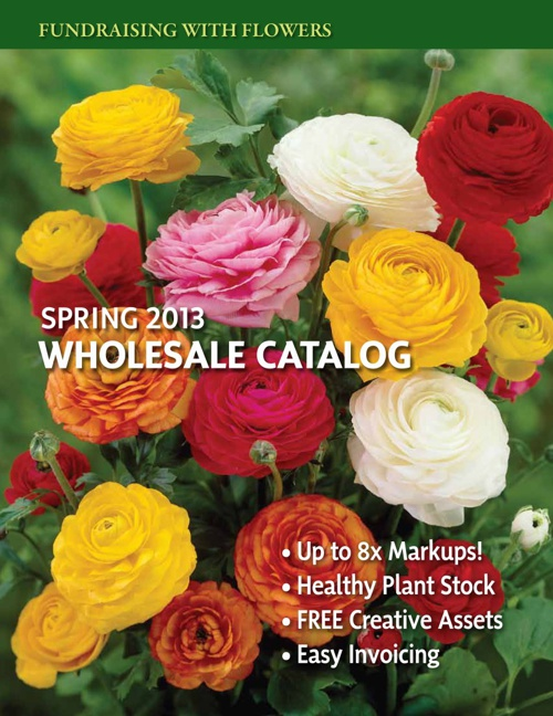 Spring 2013 Wholesale Catalog