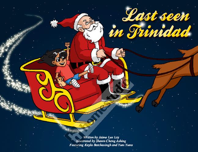 LAST SEEN IN TRINIDAD Preview