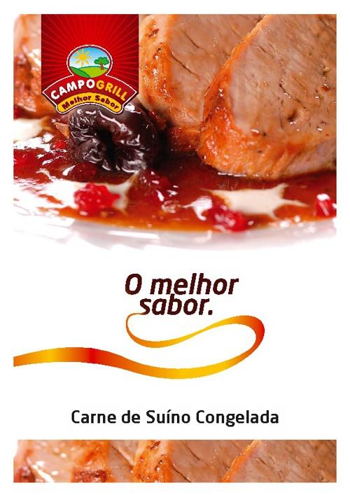 Carne de Suíno Congelada