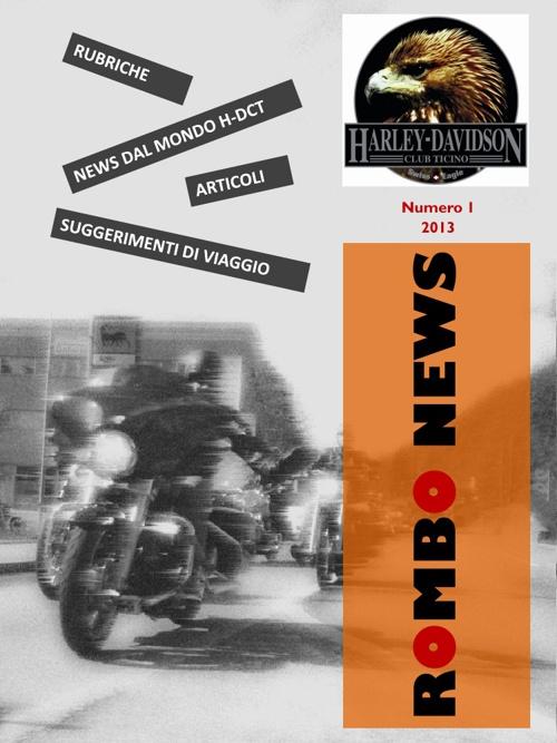 Rombo News 2013 - 1