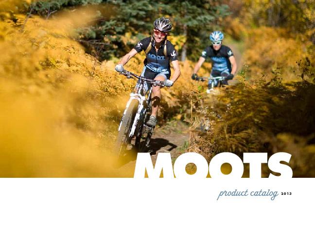Moots 2013 Catalog