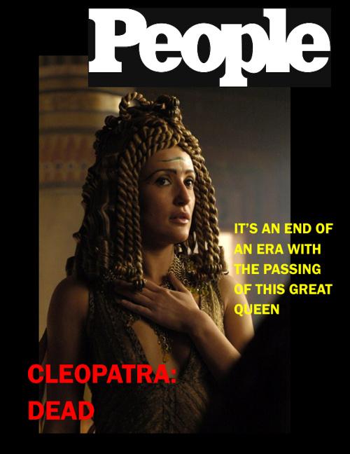 Cleopatra - Dougherty - Draft