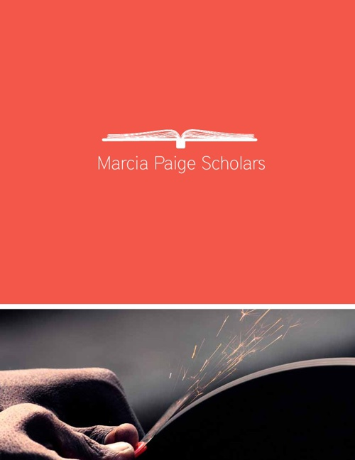 Marcia Page Scholars