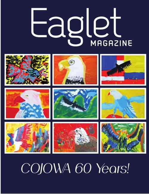 EAGLET MAGAZINE COJOWA | AUG-DEC 2012