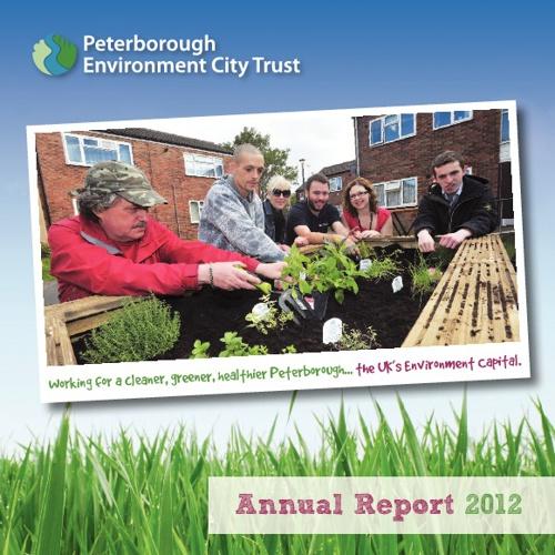 PECT Annual Report 2012
