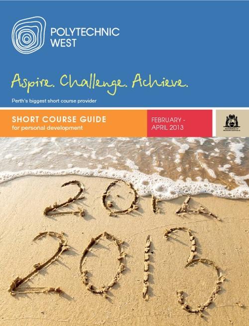 Shourt Course Guide February-April 2013