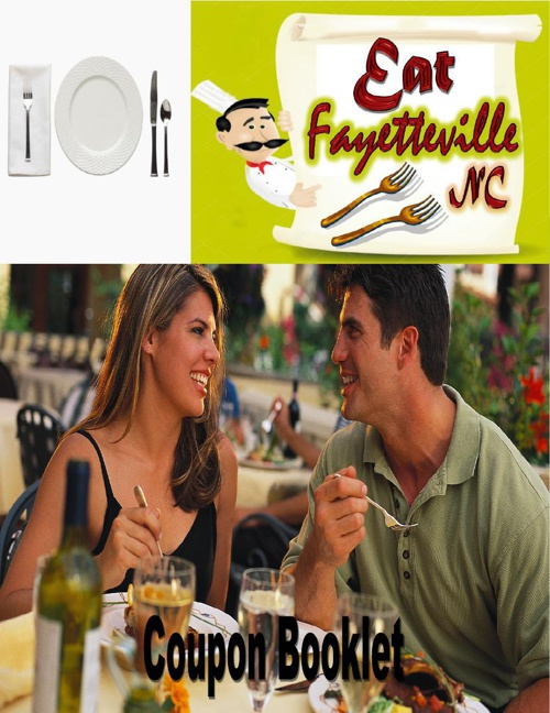 Eat Fayetteville Advertising Booklet