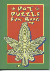Pot Puzzle Fun Book
