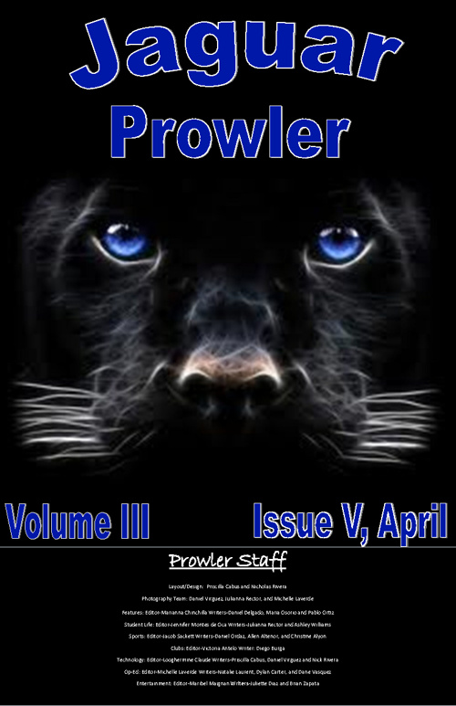 Jaguar Prowler - Issue V