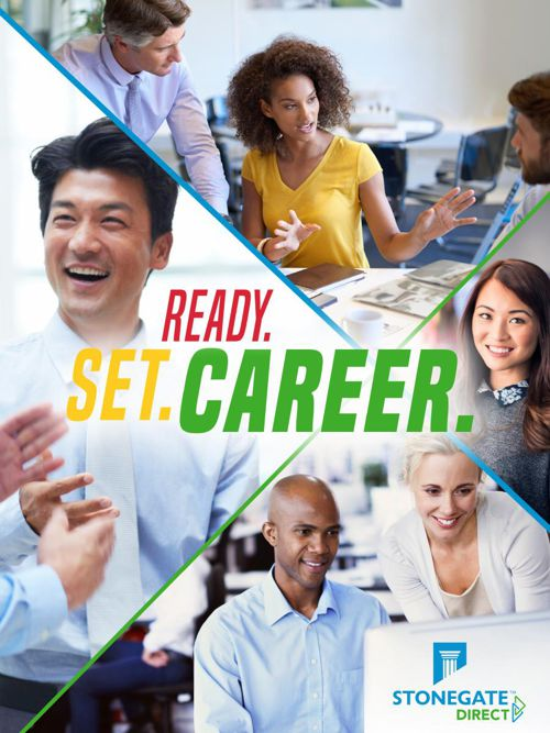 Stonegate Direct - Ready. Set. Career!